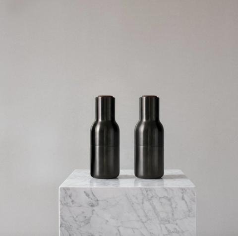 Bilde av Bottle Grinder Bronzed Brass