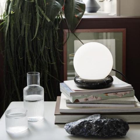 Bilde av Rest lamp, Black Marble