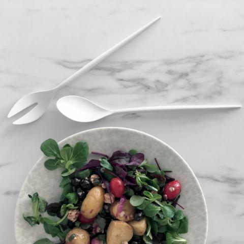 Bilde av Kernit Salatbestikk Normann