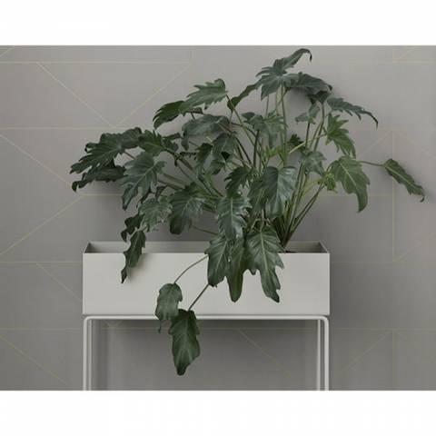 Bilde av Plant Box Lysegrå