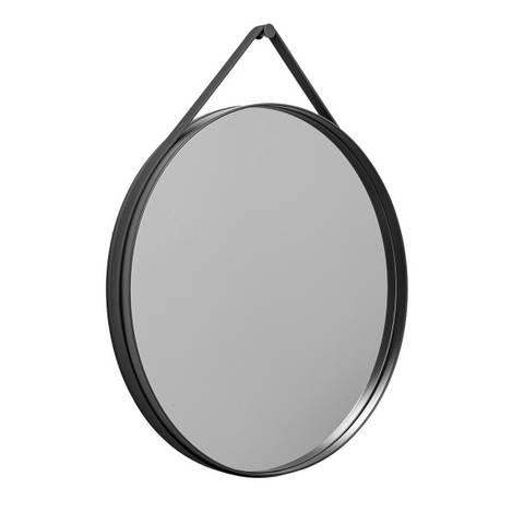 Bilde av Strap Mirror Anthracite 70 cm