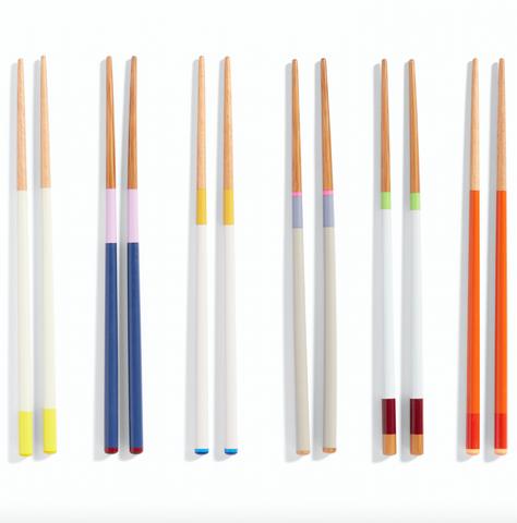 Bilde av HAY Colour Sticks, 6 sett
