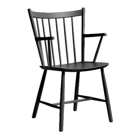 Bilde av  J42 Chair Black HAY